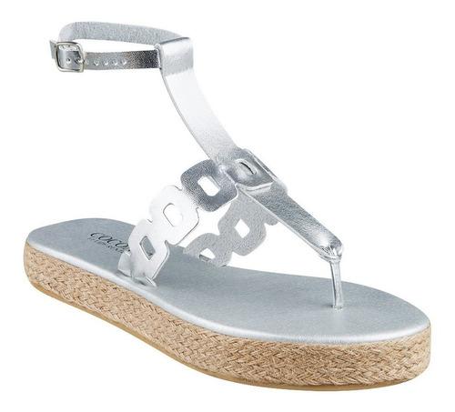 sandalia flatform felipe rentería pulsera tallas 22-30 mx