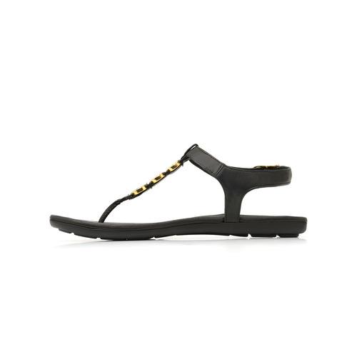 sandalia flexi dama 34802 negro