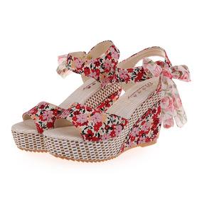 937c12d272 Sapato Salto Wedge - Sapatos no Mercado Livre Brasil