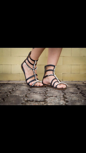 sandalia gladiadora 1014- biaritz