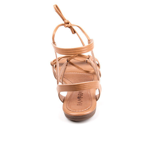 sandália gladiadora ramarim 161202