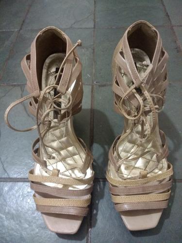 3afa7a167 Sandália Gladiadora Tanara Brasil - R$ 35,00 em Mercado Livre