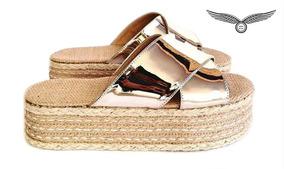 2c810cc07cb Sandalias Gomon Zapatos Mujer Yute - Zapatos en Mercado Libre Argentina