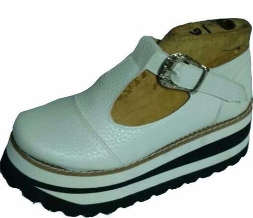 sandalia gomon plataforma goma eva guillermina
