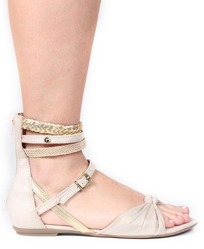 sandália goofy koki  marfim 16