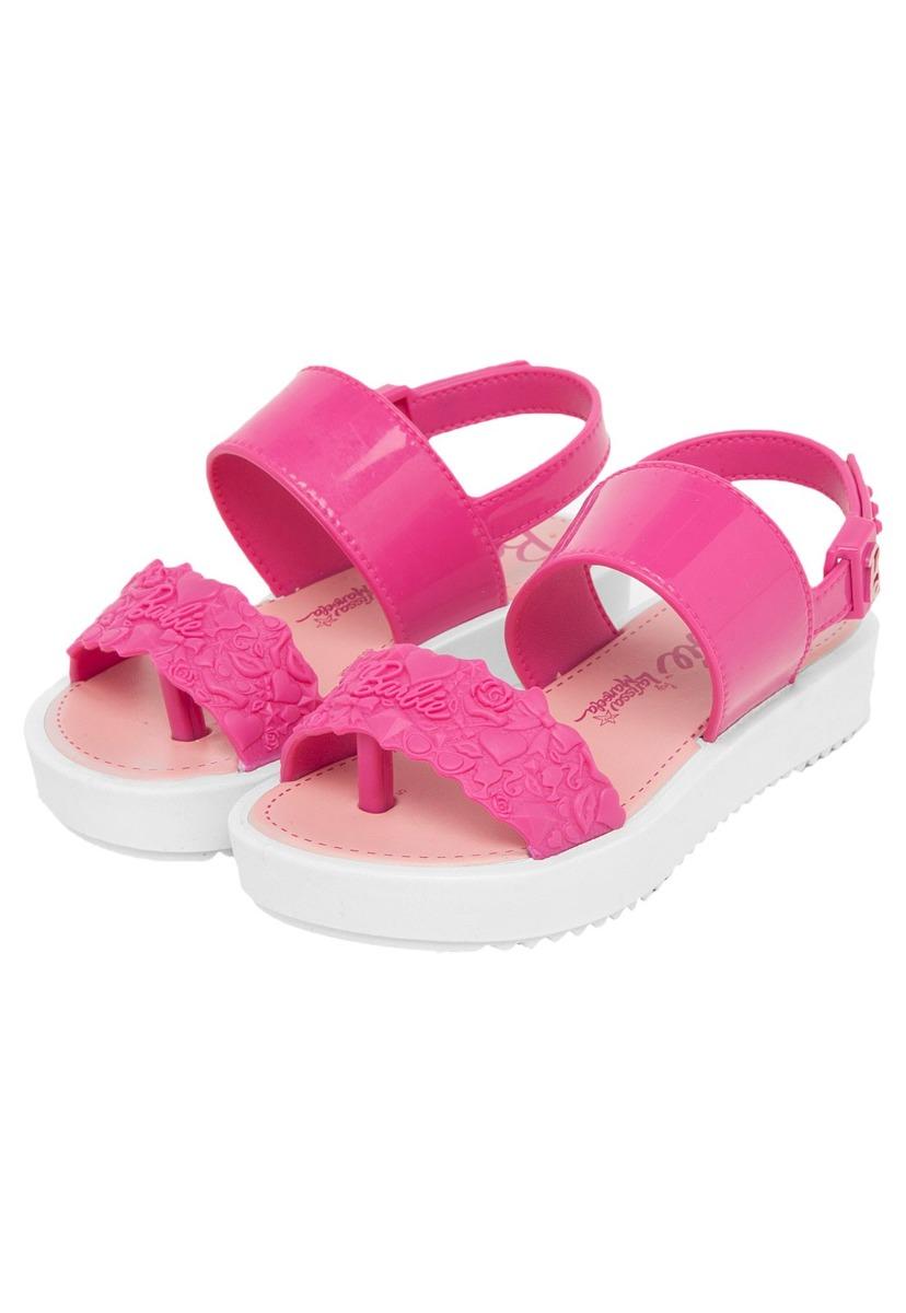 0b372fb10 sandália grendene kids menina barbie by larissa manoela rosa. Carregando  zoom.