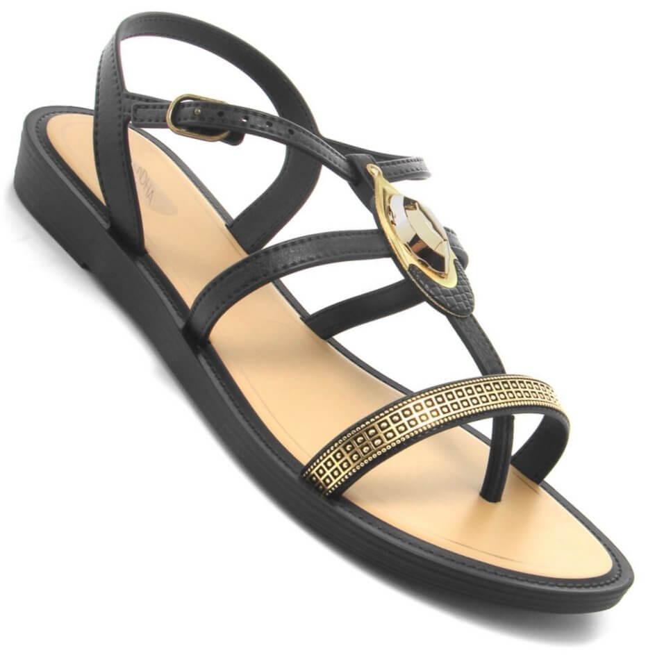 23849a1a9d sandália grendha eternizar rasteira feminina. Carregando zoom.