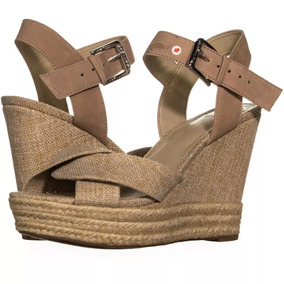 Liverpool Beige Mujer Zapatos Guess Sandalias Originales mv8Nnw0