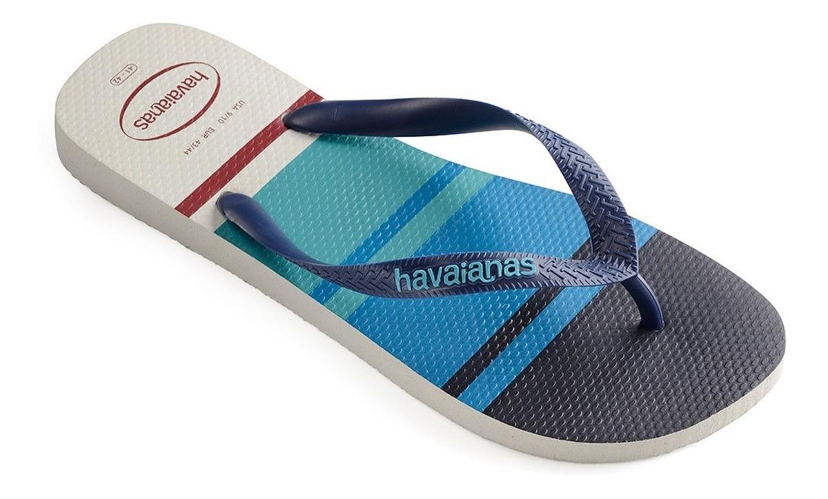 7701844ffb Sandália Havaianas Top Nautical - R$ 36,99 em Mercado Livre