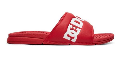 sandalia hombre bolsa logo cómoda moderna caballero dc shoes