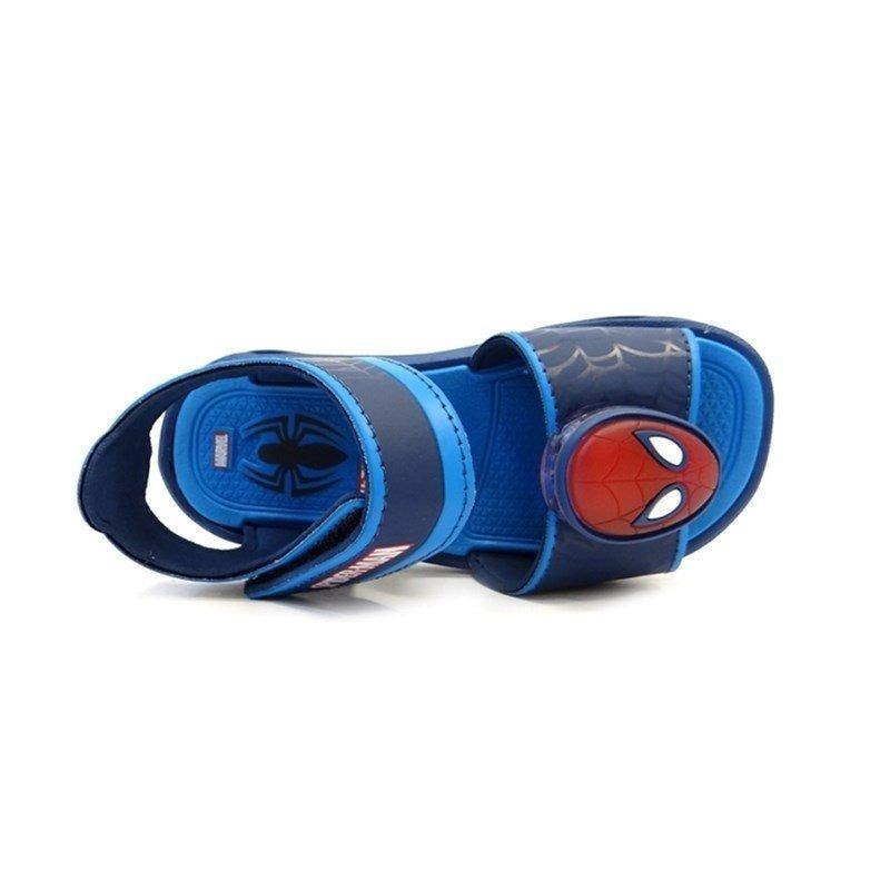 24297e119f sandalia homem aranha spider led 21736 - grendene - azul azu. Carregando  zoom.