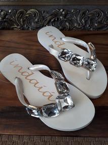 2372f304c Sandalias Indaia Feminino - Calçados, Roupas e Bolsas no Mercado Livre  Brasil