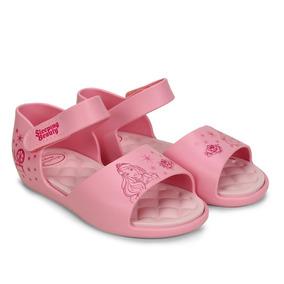 ffe056ce31 Sandalia Grendene Disney Princesas Inf Rosa Frete Gratis - Sapatos ...