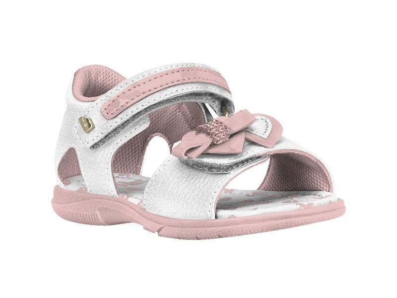 662cbec3c2 Sandália Infantil Feminina Funny Sandals Branca - Bibi - R  49