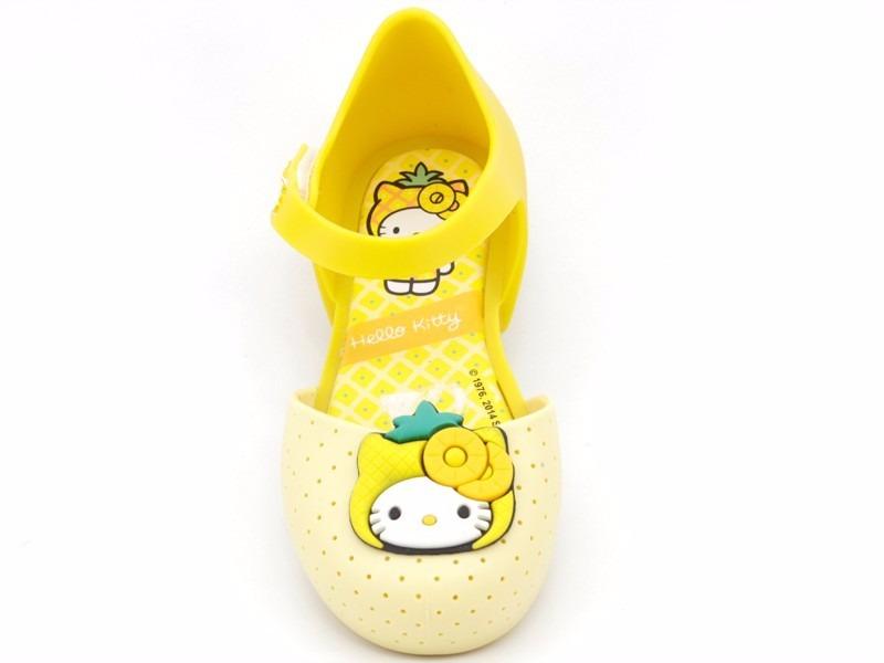 1babece711 sandália infantil feminina my fruit hello kitty 21198 oferta. Carregando  zoom.