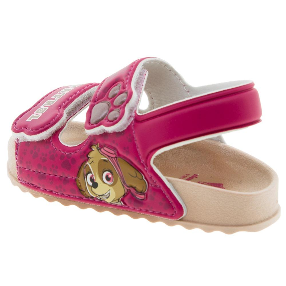 e75e639e58 sandália infantil feminina patrulha canina rosa grendene kid. Carregando  zoom.