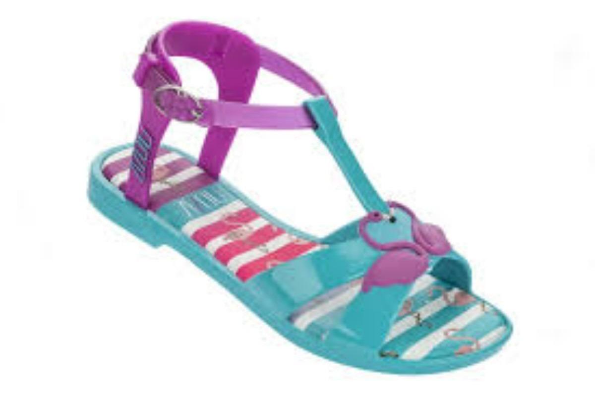 9e57ee09cde3 sandália infantil feminina zizou grendene kids. Carregando zoom.