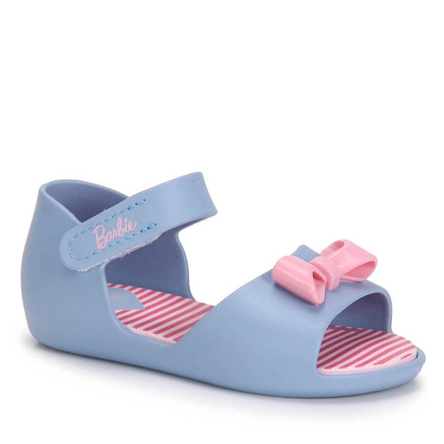 7615b9849b Sandália Infantil Grendene Barbie - 17 Ao 25 - Azul - R  39