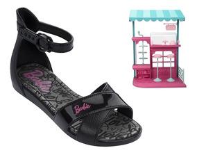 9750194b0 Sandalia Barbie Grendene - Sandálias e Chinelos para Meninas Sandálias  Grendene com o Melhores Preços no Mercado Livre Brasil