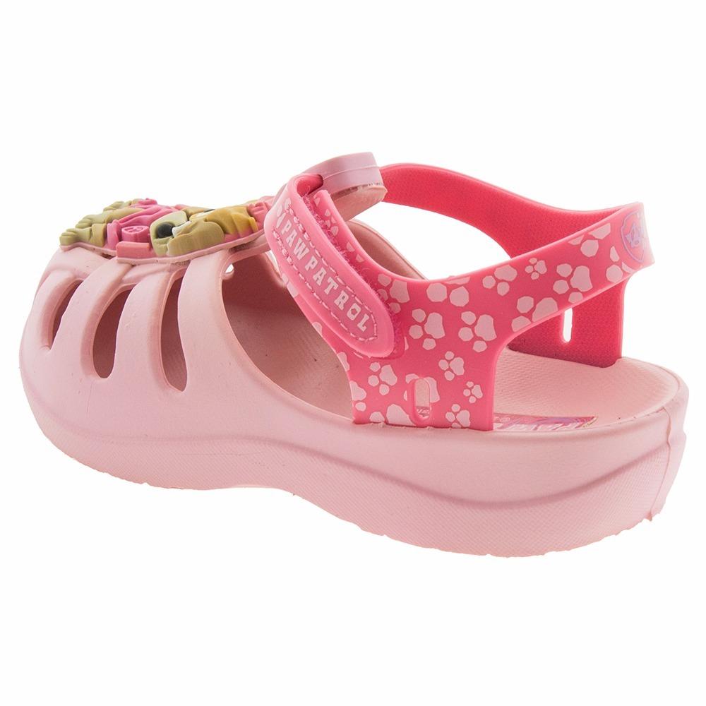 1237fb4ea7 sandalia infantil grendene kids patrulha canina skye rosa. Carregando zoom.