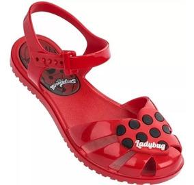 93bfad3f0 Sandalia Ladybug Numero 35 - Sapatos com o Melhores Preços no ...