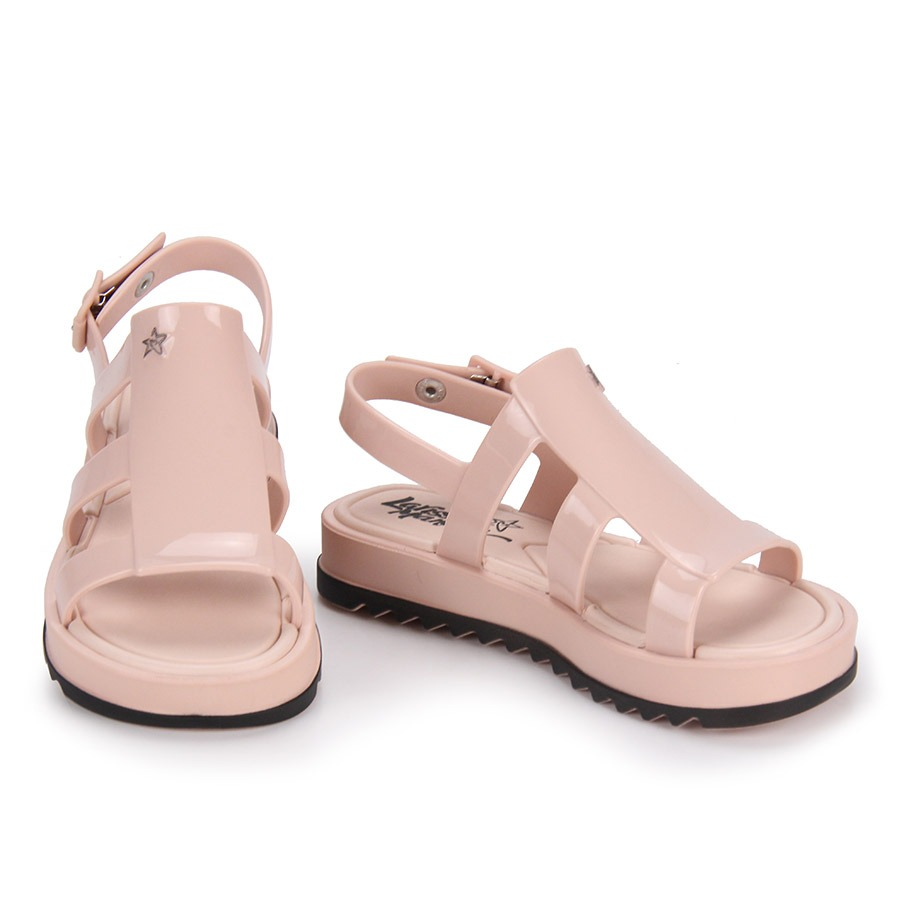 00abde390 sandália infantil grendene larissa manoela - 25 ao 35 - nude. Carregando  zoom.