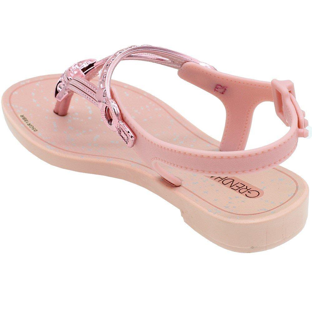 eeb1f1a7f1 sandália infantil grendha bela divertida feminina. Carregando zoom.