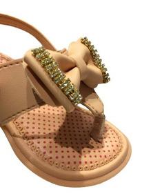 fdb9549121 Sandalia Infantil Com Strass - Sapatos no Mercado Livre Brasil