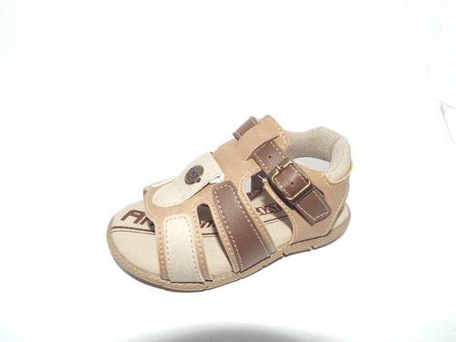 sandalia infantil masculina algodão doce