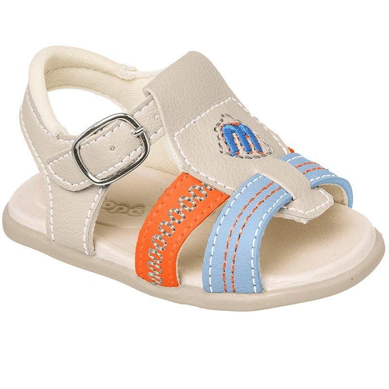 e89ed8a25 Características. Marca Mimopé; Modelo sandalia; Gênero Meninos; Tipo de calçado  Sandálias ...