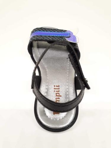sandalia infantil pampili sereia preto nova coleção