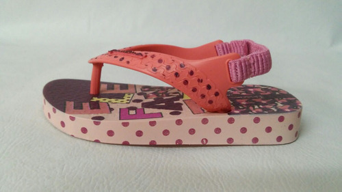 sandália, ipanema baby, elefante, rosa/rosa, 25431,