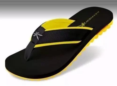 sandalia kenner oferta de inverno moda cushy chinelo barato