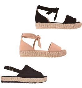 56a7e259a Kit Sandalias Rasteirinhas Direto Da Fabrica Ate 100 Reais - Sapatos com o  Melhores Preços no Mercado Livre Brasil