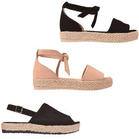 15431204c Sandalias Anabela Atacado - Sapatos no Mercado Livre Brasil