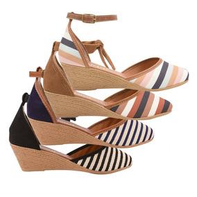 0a33687990 Liquidaco Sandalia Salto 6 Cm Feminino Sandalias - Calçados