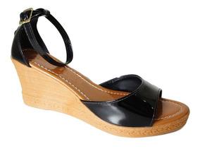 8ff1d31ca6 Espadrille Anabela Lara - Sapatos no Mercado Livre Brasil