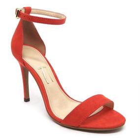 a1232804fc Sandalia Fetiche Com Tirinhas Finas E Delicadas Sandalias - Sapatos no  Mercado Livre Brasil