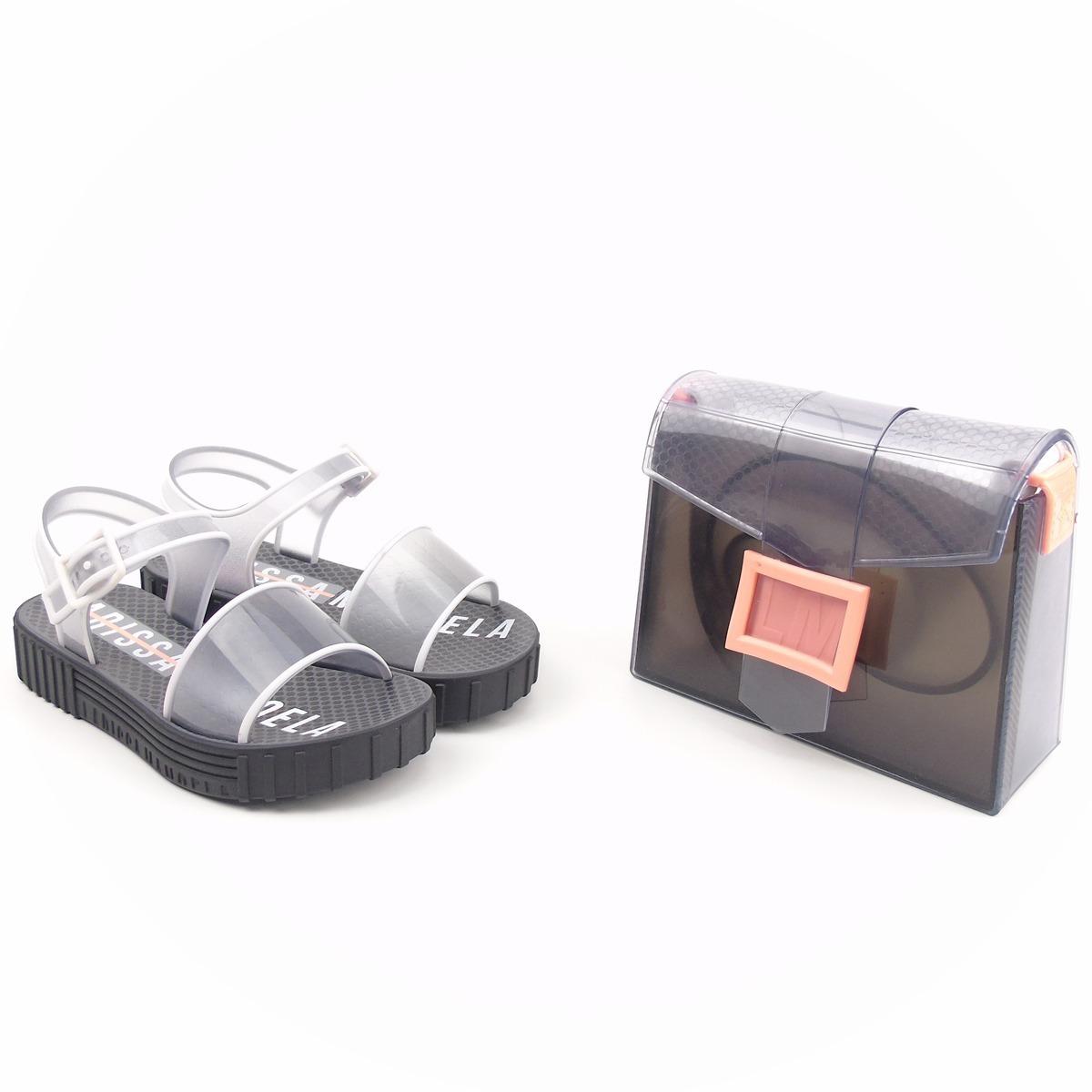 e69cc49459 sandália larissa manoela go fashion - bolsa de brinde 21897. Carregando  zoom.
