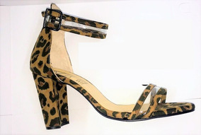 Leopardo Size ExtraPlus Sandalia Animal Print Talla ukPXZi