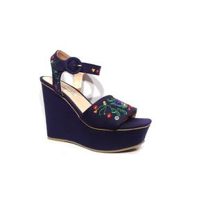 7b9a6461c Sandalia Anabela Lia Line - Sapatos no Mercado Livre Brasil