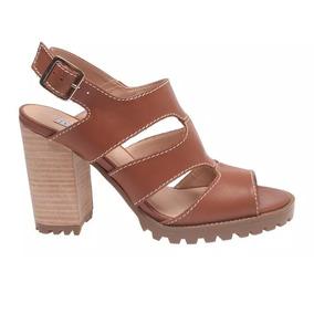 78ca2b9cfb Sand Lia Salto Fino Gladiadora - Sapatos no Mercado Livre Brasil