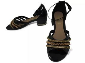 785ad48db7 Sapato Rosa Brilhante Feminino Anabela Usaflex - Sapatos no Mercado ...