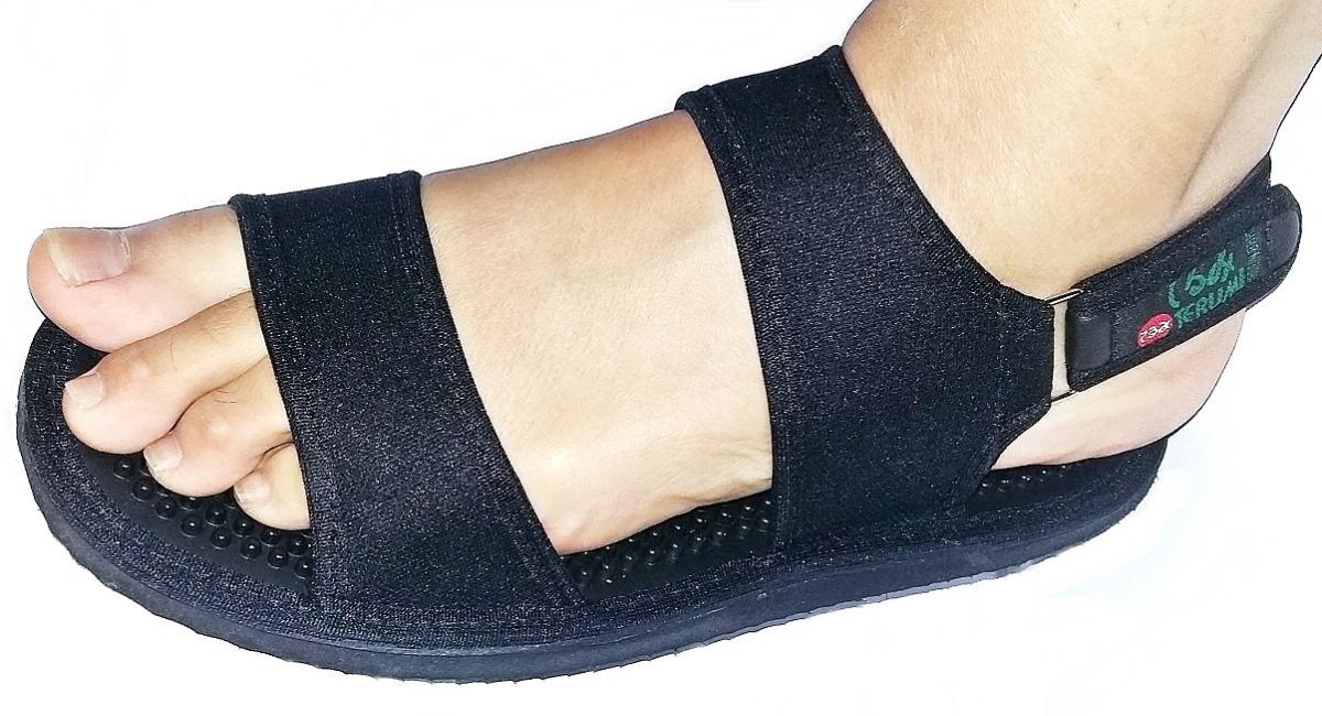 e214a252e2b Sandália Magnética Promoção Palmilha Massageadora Imã Terumi - R  59 ...