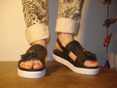 sandalia maria cher