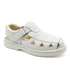4165be71be Sapato Doctor Shoes Masculino - Sapatos Branco no Mercado Livre Brasil