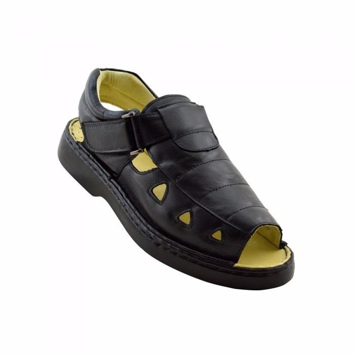 45e0ccf5b Sandália Masculina Inovatta Comfort Dr Shoes Ref 303 - R$ 199,00 em ...