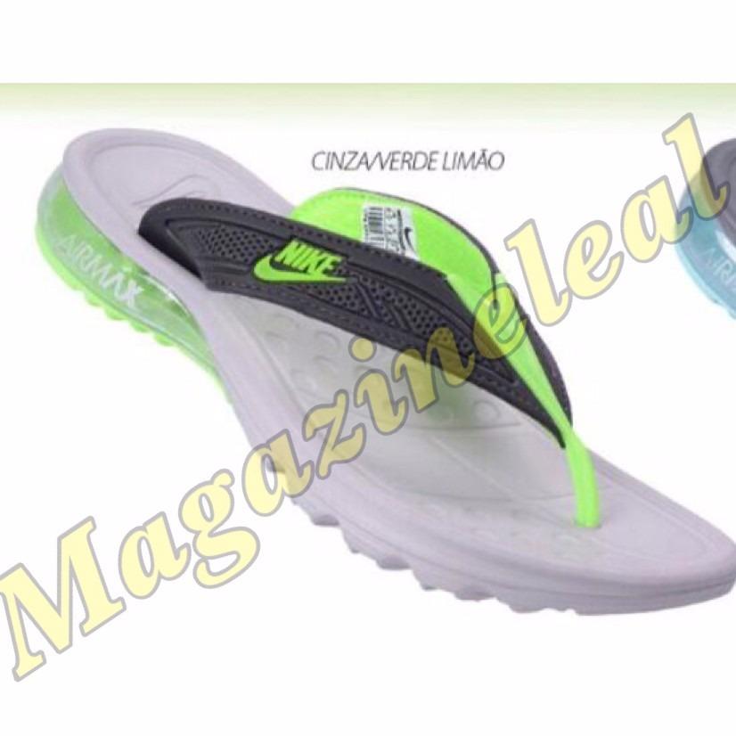 d2e8f6e8179 Sandália Masculina Nike Gel Air Max