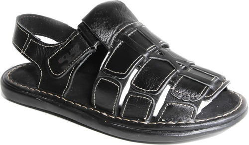 sandália masculina preço de fabrica 100% couro promoção