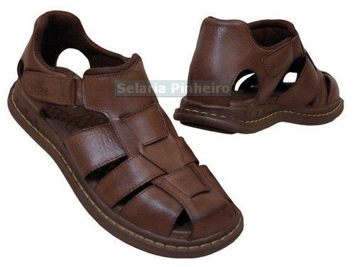 sandália masculina summer
